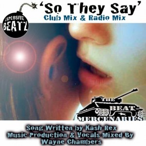 So They Say – The Beat Mercenaries