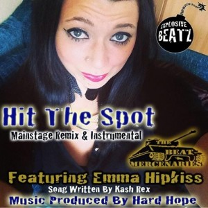 Hit the Spot (HardHope MainStage Remix) The Beat Mercenaries ft Emma Hipkiss