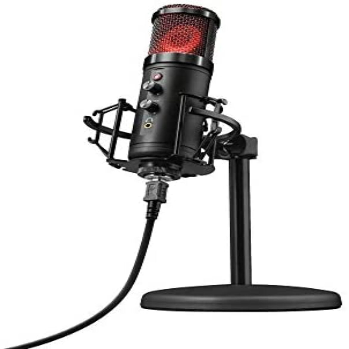 Belief Gaming GXT 256 Exxo USB Streaming Microphone for PC, Computer laptop and PS4 – Dim