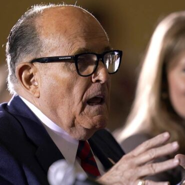 Appeals court deals Trump-Giuliani Pennsylvania lawsuit yet another blow