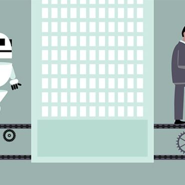 Robots taking jobs, but creating careers