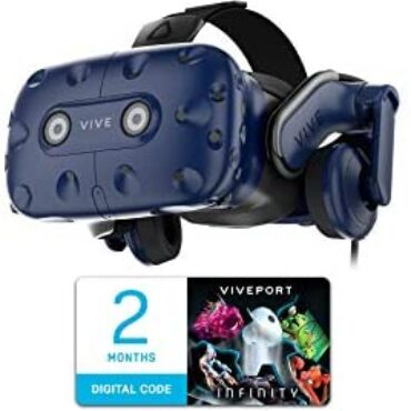 HTC Vive Pro VR Digital Actuality Headset