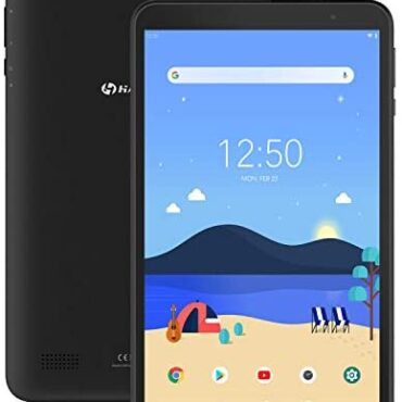 Pill 8-Trail Android 9.0 32GB – HAOQIN H8 Pro 2GB RAM Quad-Core CPU HD IPS Present Twin Cameras Toughen Bluetooth WiFi Google Certified (Dusky)