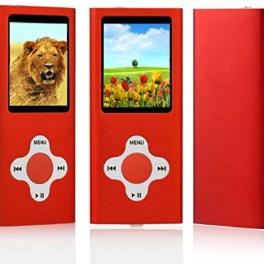 MP3 Participant Music Media ES Merchants 8GB With Radio, Reveal Recorder, Games 4th Generation