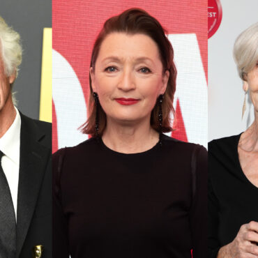 New Year Honours 2021: Movie figures recognised, including Roger Deakins and Lesley Manville