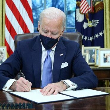 Biden to direct agencies to use Defense Production Act in Covid-19 fight