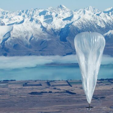 Google's ambitious Loon internet balloon project has crash-landed