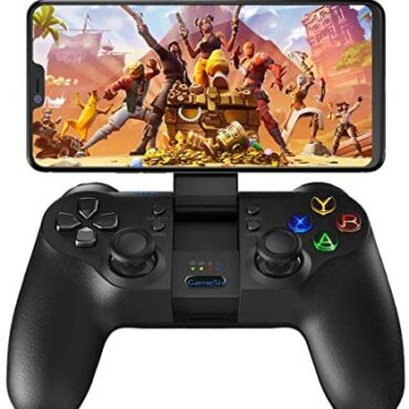 GameSir T1s Wireless Cloud Gaming Controller, Dual-Vibration Joystick Gamepad Pc Game Controller for PC Home windows 7 8 10/ PS3 / Swap/Android TV Box/Pc/Android Mobile Phones