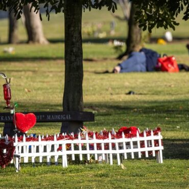 One of largest cemeteries in U.S. struggles with wave of Covid-19 deaths