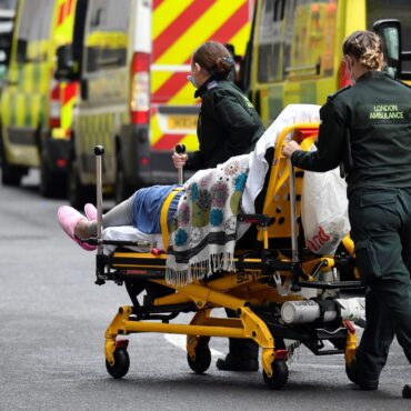 UK watchdogs say people with learning disabilities have been given inappropriate 'do not resuscitate' orders for COVID-19