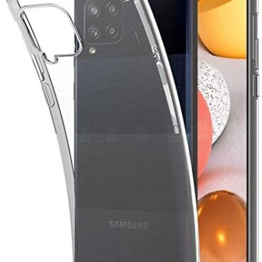 TECHGEAR Galaxy A42 5G Sure Case [AirFlex] Crystal Sure Slim & Gentle, Maintaining, Flexible At ease Gel/TPU Duvet with At ease Touch Keys Neatly genuine with Samsung Galaxy A42 5G (Clear Sure)