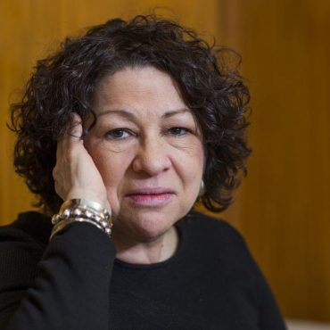 Report: Supreme Court Justice Sotomayor Targeted By Gunman Who Killed Federal Judge's Son