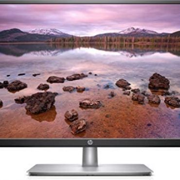 HP 32s Show Elephantine HD (1920 x 1080) 31.5 Poke Display screen (5 ms, 1 VGA, 1 HDMI) – Silver/Murky