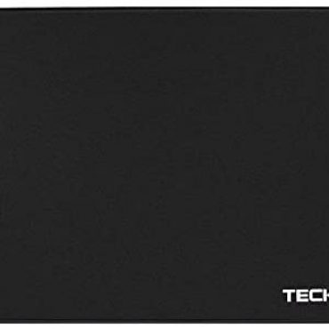 TECKNET L G101 Mouse Mat Gaming, 320 x 240 x 3 mm, Non-Stir Rubber Rotten, Love minded with Laser and Optical Mice