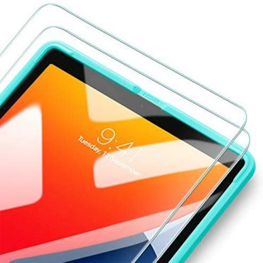 ESR Tempered-Glass Screen veil Protector for iPad eighth Gen 10.2 (2020)/seventh Gen (2019), [Free Installation Frame] [Scratch-Resistant] HD Certain Top price Tempered-Glass Screen veil Protector, 2 Pack