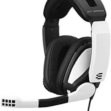 EPOS I SENNHEISER GSP 301 Gaming Headset (Closed) with Noise Cancelling Microphone, Noise Cancelling and Reminiscence Foam Earpads for PC, Mac, Xbox One X, PS4, Nintendo Swap and Smartphone, One-size