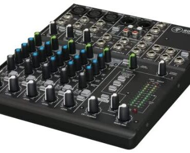 Mackie 802VLZ4 Compact Analogue Mixer