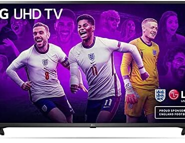 LG 50UP75006LF 50 budge 4K UHD HDR Successfully-organized LED TV (2021 Model) with Freeview Play, Prime Video, Netflix, Disney+, Google Assistant and Alexa like minded