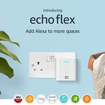 Echo Flex – Articulate alter swish residence devices with Alexa