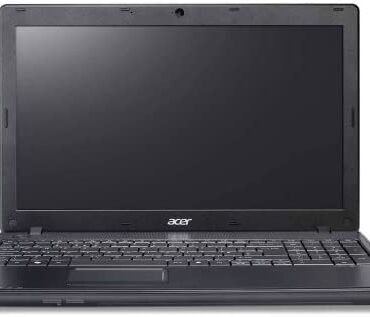 Acer TravelMate P453 15.6-trip Pocket book (Intel Core i3 3110M 2.4GHz Processor, 4GB RAM, 500GB HDD, DVDSM, LAN, WLAN, BT, Webcam, Built-in Graphics, Home windows 7 Reliable)