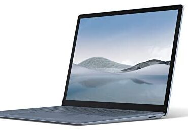 Microsoft Surface Notebook computer 4 Big-Thin 13.5 Scurry Touchscreen Notebook computer (Blue) – Intel 11th Gen Quad Core i7, 16 GB RAM, 512 GB SSD, Dwelling windows 10 Dwelling, 2021 Mannequin