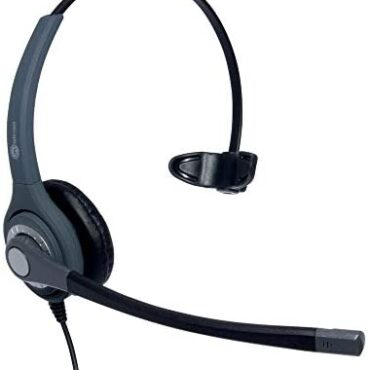 Monaural Noise Cancelling Approach to enterprise Headset, Gloomy