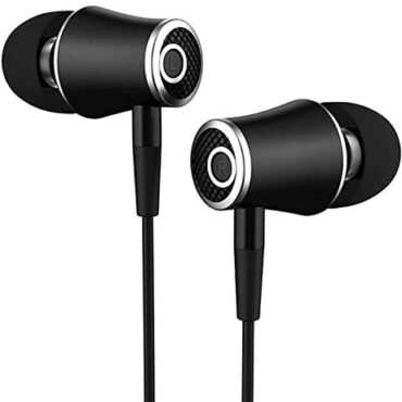 Earphone for Kindle eReaders,Kindle Fire Earbuds, Fire HD 8 HD 10, Dapper Android Earbuds, Oasis eReaders Earbuds Microphone Phones Name in-Ear Stereo Sound Song Headset Wired Withhold a watch on
