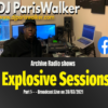 Explosive Sessions RnB & Hip Hop Radio Show 28/03/2021 Part One