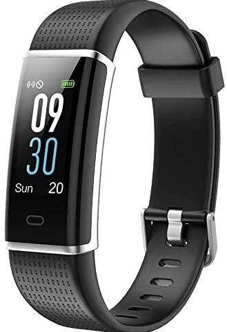 Willful Fitness Gaze,Color Display cowl cowl Tidy Gaze Fitness Tracker Water-resistant IP68 Assert Tracker with Coronary heart Price Monitor,Pedometer Gaze,Step Counter for Teens Ladies Men Name SMS Push for Android iOS